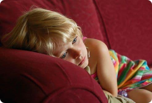 У ребенка инфекция мочевыделительной системы