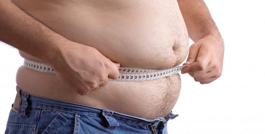 Висцеральный жир сокращает жизнь
