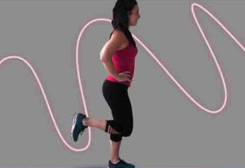 Упражнения от боли в колене на 5 минут