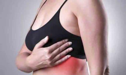 Высыпание под грудью – лучшие народные способы лечения